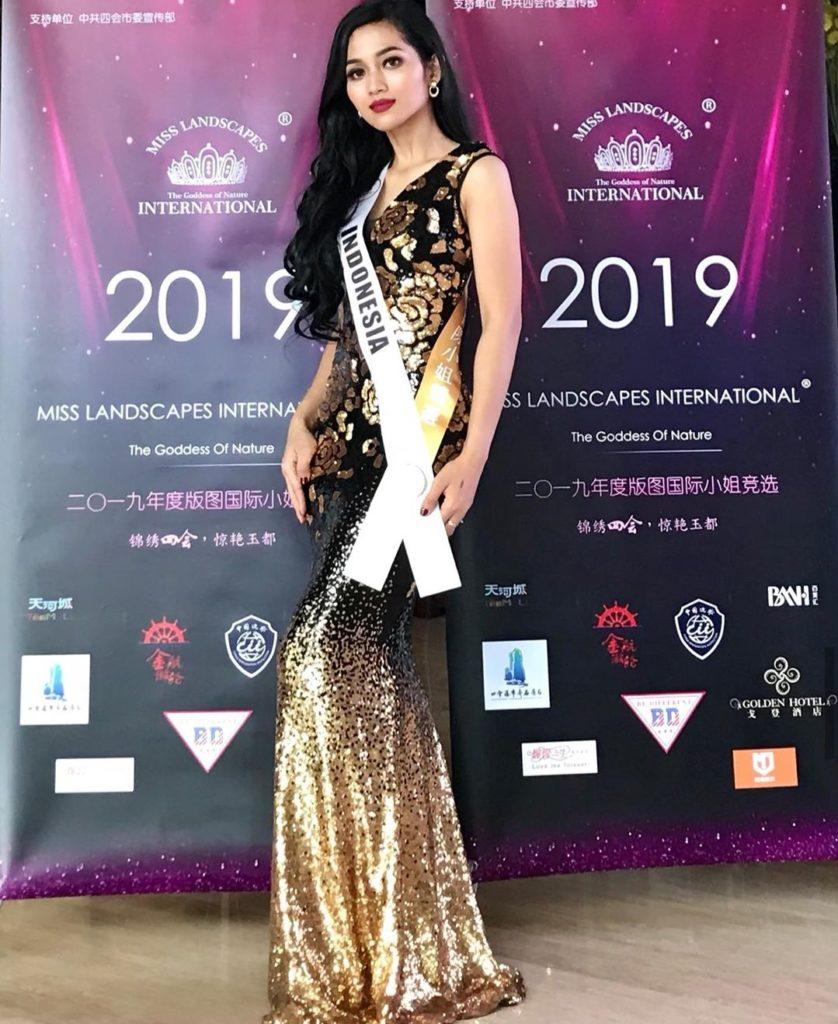 Siera-Setyowati-Miss-Landscape-Indonesia-2019