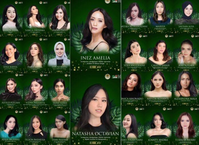 Inilah-26-Finalis-Miss-Earth-Indonesia-2020